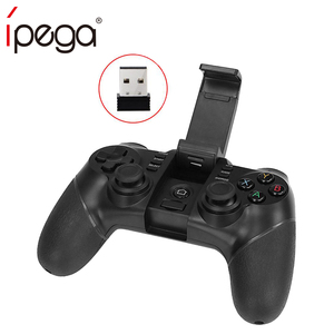 Image 5 - IPEGA 9076 Gamepad Bluetooth Game Controller Wireless 2.4G Handle Joystick For iPhone X 8 7 plus Sony PS3 android PC Console