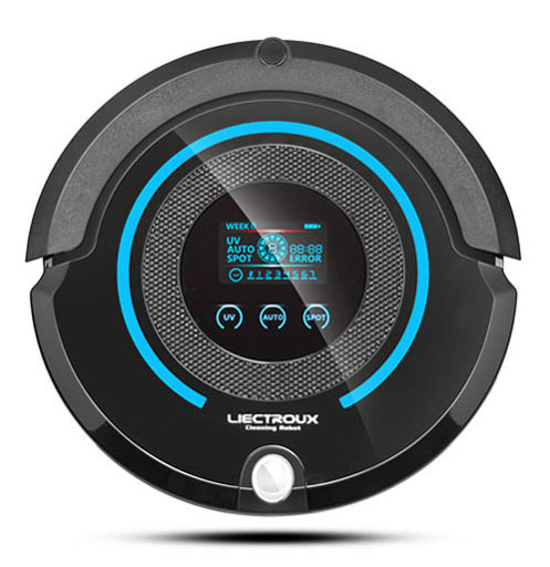 automatic robot vacuum cleaner multifunction robot for home A338 free shipping to all country