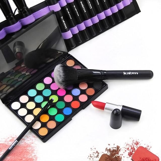 15Pcs  Women's Fashion synthetic Makeup Brushes Set Powder Foundation Eye shadow Cosmetics Beauty Soft Hair Maquiagem Tool Kits 4