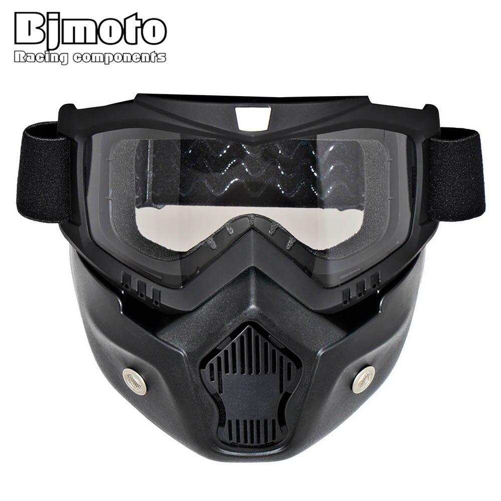 BJMOTO Ski Skate Motorfiets Goggle Motocross Goggles Helm Bril - Motoraccessoires en onderdelen