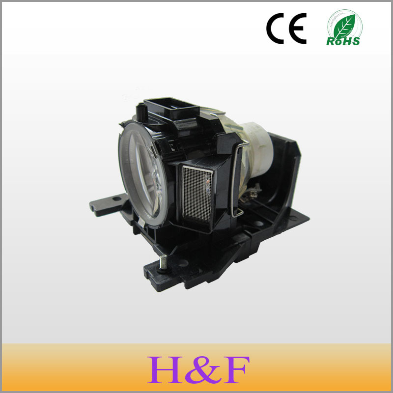 Free Shipping DT00891 Compatible Replacement Projector Lamp Uhp Projector Light With Housing For Hitachi Projetor Luz Lambasi free shipping original projector lamp for hitachi dt00341 with housing