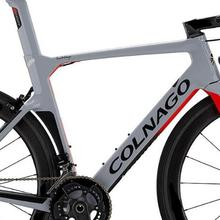 Высокое качество Colnago набор углеродных дорожных Рам обода тормоза карбоновые велосипедные рамы оранжевый черный SIGMA эксклюзивный спортивный
