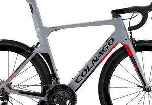 Top Quality Colnago Concept Carbon Road Frameset Rim Brake carbon bike frames orange black SIGMA SPORTS EXCLUSIVE(China)