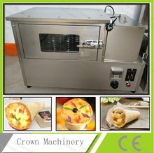 Free shipping by DHL/TNT/UPS commercial pizza cone machine; pizza cone maker,pizza cone oven