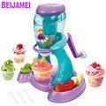 Beijamei бытовой Детский мороженое машина ручной работы Замороженные Фрукты мороженое производитель кухонный инструмент