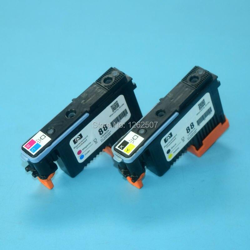 For hp 88 printhead officeJet pro K5400 K550 K8600 K5300 printer head for hp 88 мфу hp officejet pro 7730 y0s19a