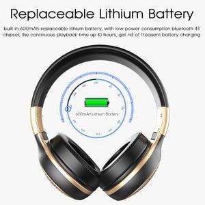 Image 4 - ZEALOT B20 스테레오 무선 헤드폰 블루투스 헤드셋 HiFi 저음 핸즈프리 iOS 안드로이드 전화 마이크