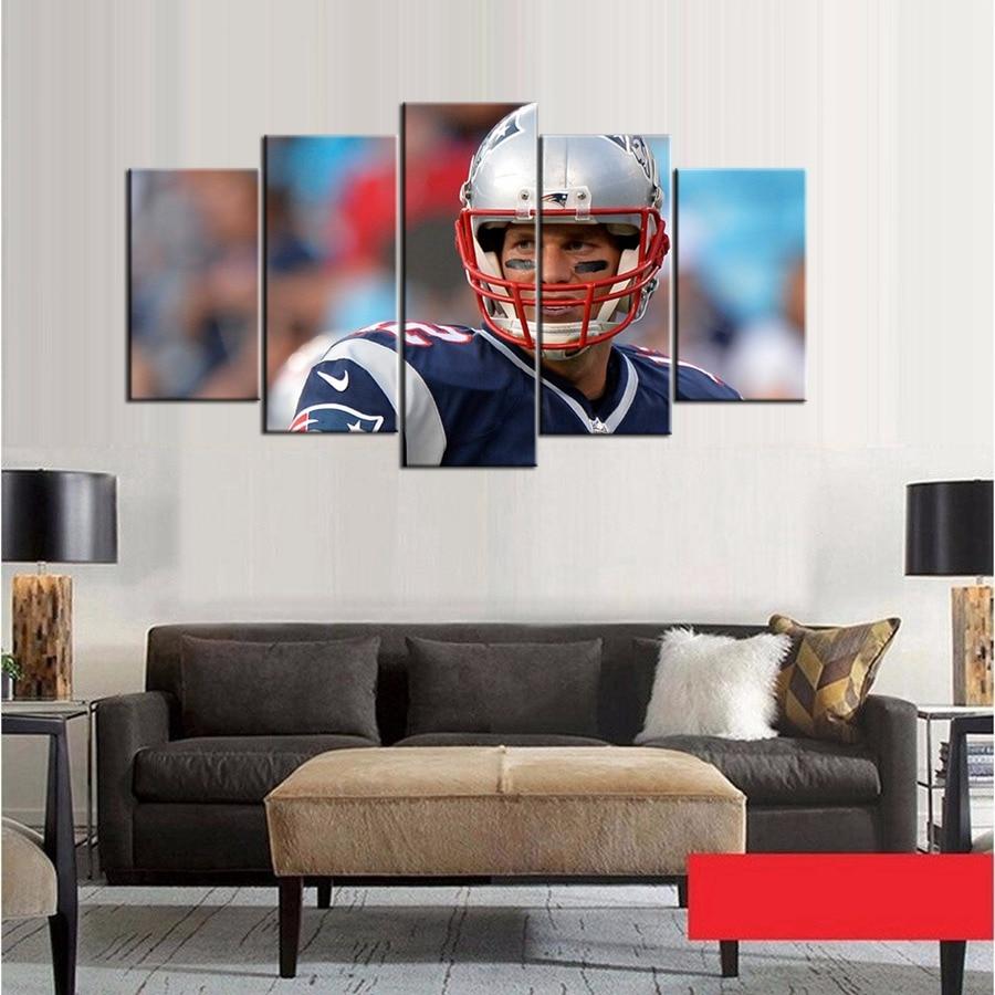 Patriots Wall Art popular patriot football posters-buy cheap patriot football