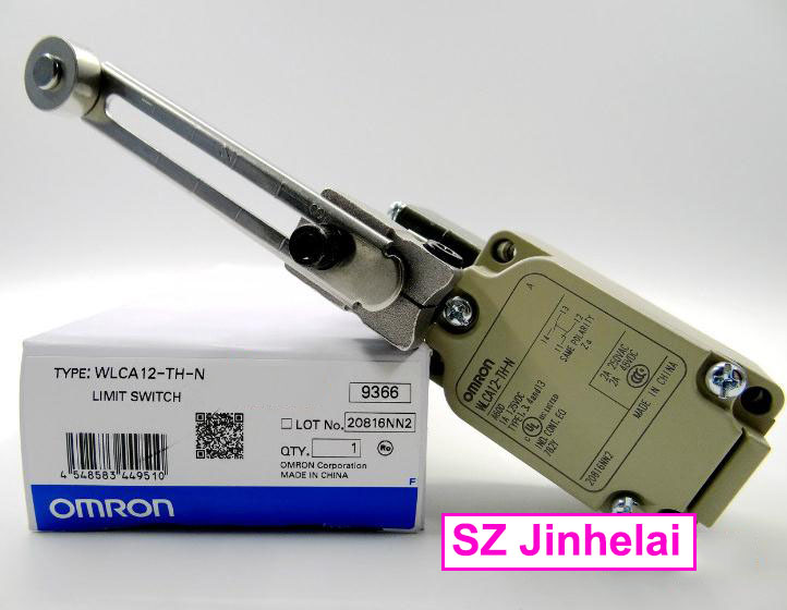 WLCA12-2N-N, WLCA12-TH-N  New and original OMRON  Limit switch, Travel switch dz 10gw2 1b micro switch omron limit switch