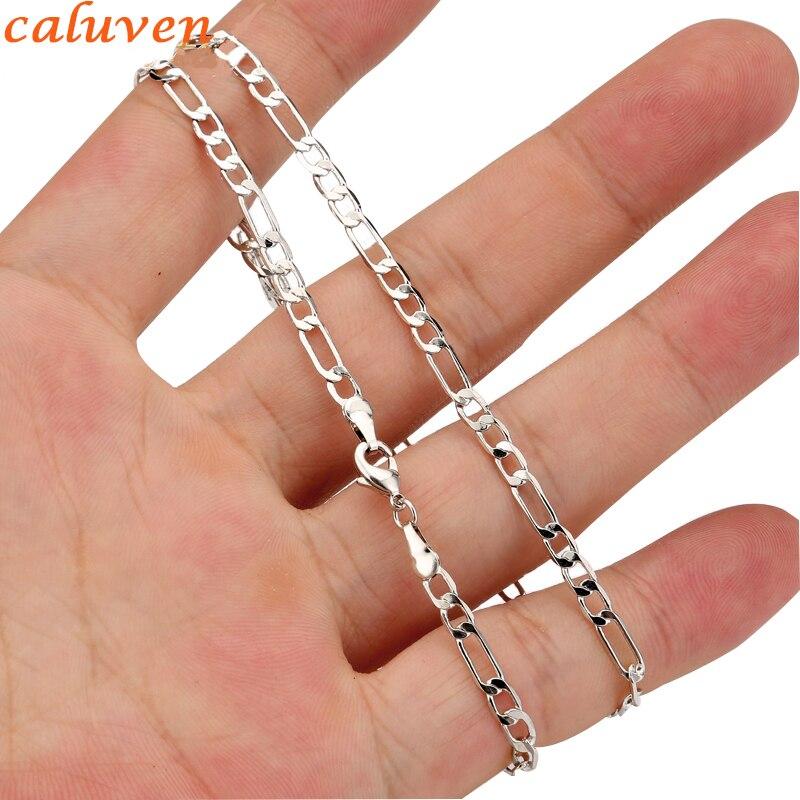 NK обуздать звено цепи золотые цепи, ожерелья для Для женщин/Для мужчин, бело-золотые Цвет Африка ювелирные изделия, арабских Эфиопский цепи