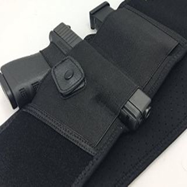 US $15 5  Holster Concealed Gun pistol Smith Wesson Bodyguard Glock 19 17  42 43 P238 Ruger LCP Similar pistol Male female right left hand-in Holsters