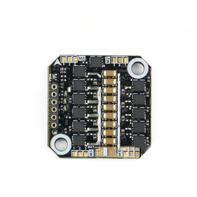 F-Cloud kingkong Mini F3 Flight Control Tower 4 in 1 BLheIS 10A 2~3s ESC PIKO BLX for RC Indoor Brushless FPV Racer Drone Quad sky fly mini f3 flytower flight controller with bs410 4in1 10a esc for indoor mini racer fpv drone