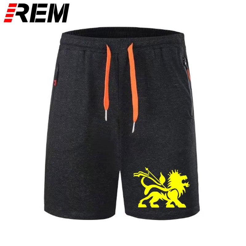 Lion Of Judah Mens Short Pants Reggae Bob Marley Rasta Blusa Men's Clothing Scanties Breechcloth Panties