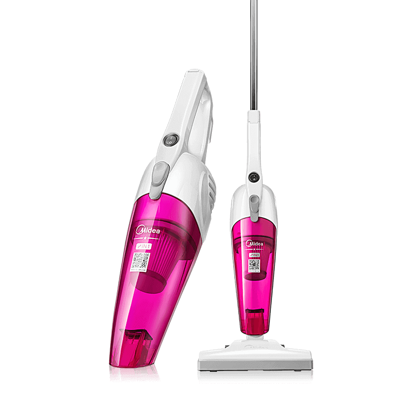 Vacuum Cleaner Household Powerful Small Handheld Vacuum Cleaner Handheld Push Rod Dual-use Vacuum Cleaner SC861A цена