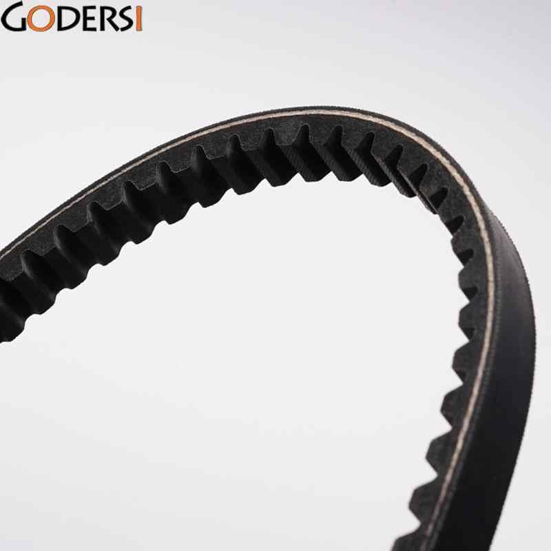 Godersi GY6 4 Stroke Engine Paling Sesuai 50cc Karet Sabuk Transmisi Drive Pulley Drive Belt 669 18 30 Skuter Moped 50cc