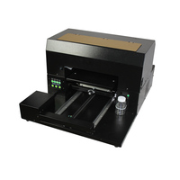 DTG dark color Garment Printer & Automatic A3 size garment printing machine