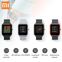 Original English Version Xiaomi Amazfit Huami Smart Watch Youth Bip Lite IP68 Bluetooth 4 0 45