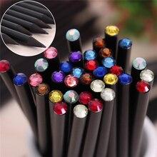 Hb алмазный карандаш Цвет карандаш канцелярские милый элементы принадлежности для рисования Карандаши для школы липа офис школы (12 шт./компл.)