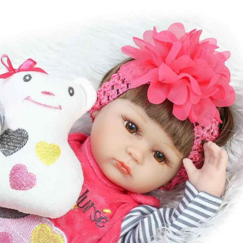 NPK reborn baby куклы реалистичные мягкие прекрасные premmie baby doll оптовая продажа reborn Детские игрушки для игр для детей рождественские подарки