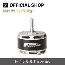 T-motor Terbaru F1000 KV545 Halus & Stabil Stabil Tahan Dampak Untuk Drone FPV Besar Balap Motor
