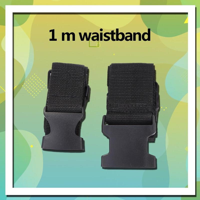 1m 600D Oxford Cloth Adjustable Tool Bag Belt Strap Waist For Web Working With Release Buckle Outdoor Pouch Holder Accessories