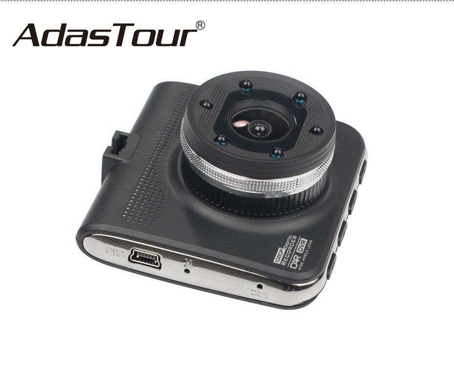 T661 voiture DVR Full HD 1080 P Dash caméra Auto enregistreur vidéo véhicule caméra IR Vision nocturne Dashcam registraire Carcam DVRS