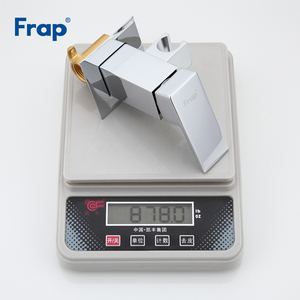 Image 5 - FRAP Chrome Brass Bidets Bathroom Toilet Sprayer Muslim Shower Bidet Tap Hygienic Shower Wall Mount Shattafs Faucets F7506