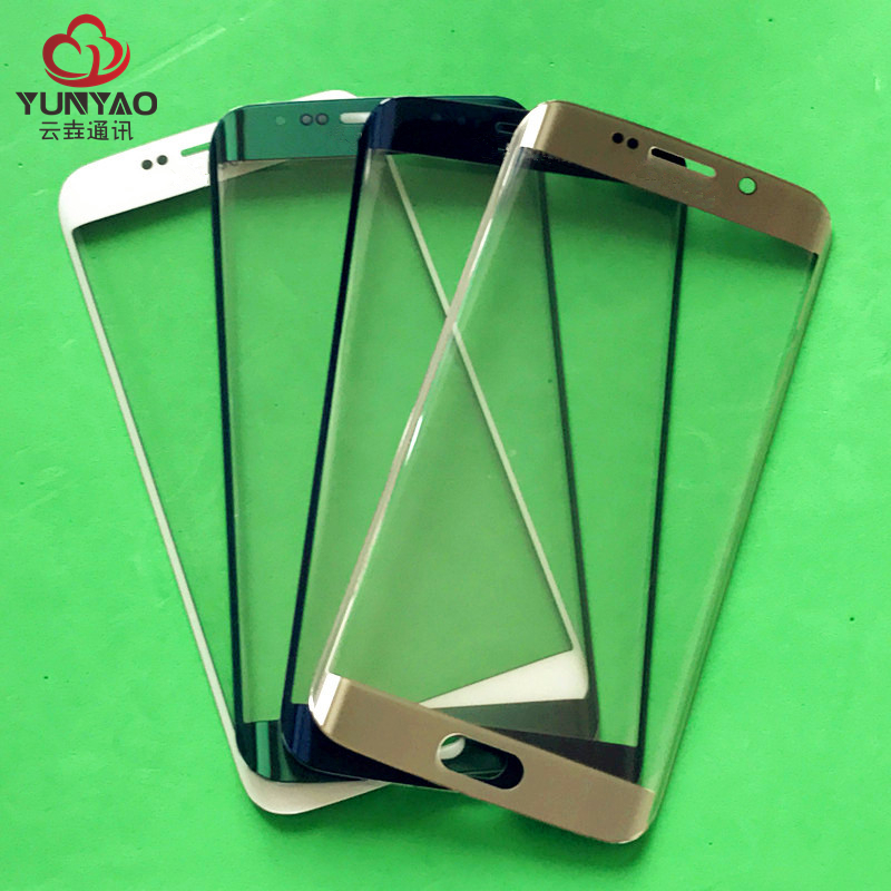 Replacement LCD Front Touch Screen Glass Outer Lens For Samsung Galaxy S6 edge G9250