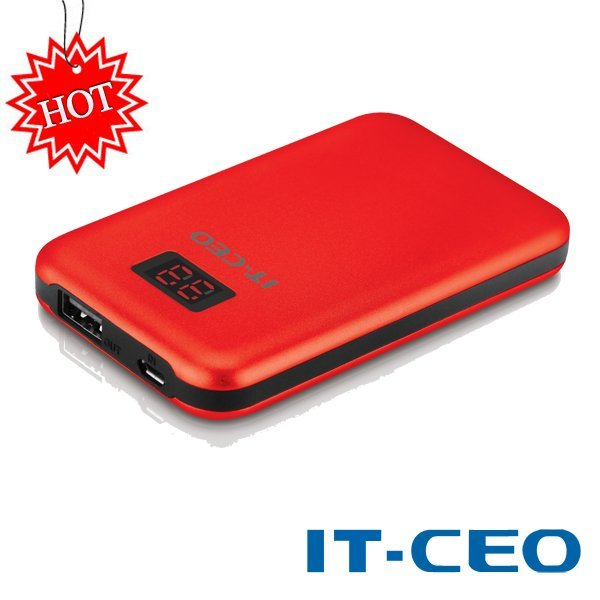 universal portable power bank 5000 mAh