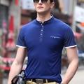 2017 New Summer Style Polo Shirts Brand Men Casual & Business Cotton Poloshirts Man Comfortable Polos Top Tee Shirts