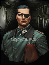 resin assembly Kits 1 10 OPERATION VALKYRIE bust Unpainted Kit Resin Model Free Shipping