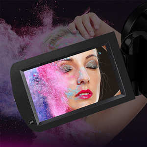 Image 5 - プロ 4 3k フル hd wifi ナイトショットビデオカメラビデオカメラ 3.1 タッチスクリーン内蔵マイク屋外旅行使用