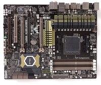 TUF SABERTOOTH 990FX soket AM3 + DDR3 32GB 990FX anakart desteği FX8350 kullanılan 90% yeni
