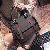 LEFTSIDE Винтаж Новый сумки для женщин 2018 женский брендовая кожаная сумочка высокое качество малый леди на плечо повседневное