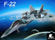 2015 New Fighter SH 2.4G 4CH RC F22 Fighter/4ch radio control helicopter quadcopter drones toys for Christmas gifts