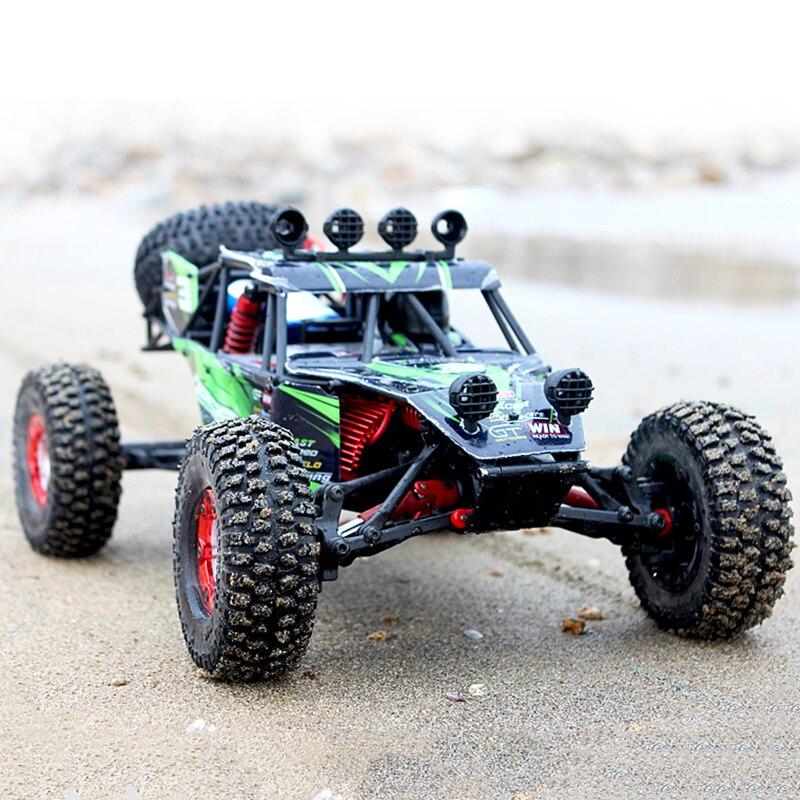 Feiyue FY03 イーグル 3 1/12 2.4 グラム 4WD 砂漠オフロード RC カーベストのギフト子供少年おもちゃ発泡ボックス  グループ上の おもちゃ & ホビー からの ラジコンカー の中 1