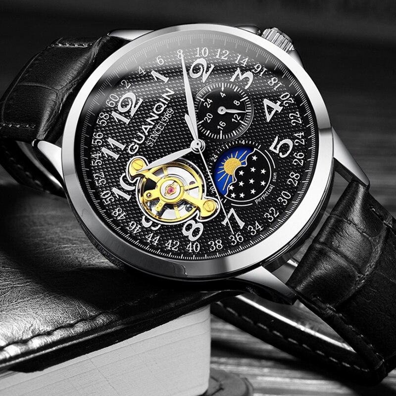 Часы GUANQIN GJ16212