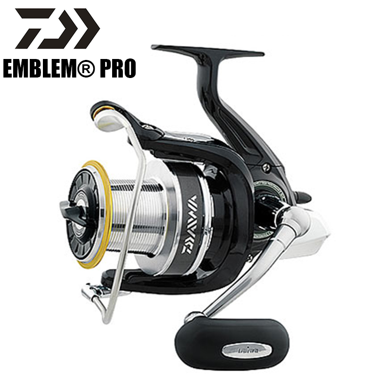 DAIWA EMBLEM PRO 5000A 6000A 4.9:1 Gear Ratio 4CRBB + 1RB Jigging Reel  Saltwater Surf Spinning Reels