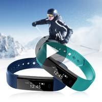 Waterproof   running   Pedometer Bluetooth Sleep Monitor Intelligent OLED Touchpad Smart Band   Running   Sports watch Fitness Wristband