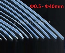 0.5 мм PTFE 1.7: 1 Тефлон Термоусадочные Трубки Термоусадочная Трубка 600 В ROHS и Sony-1 Метр