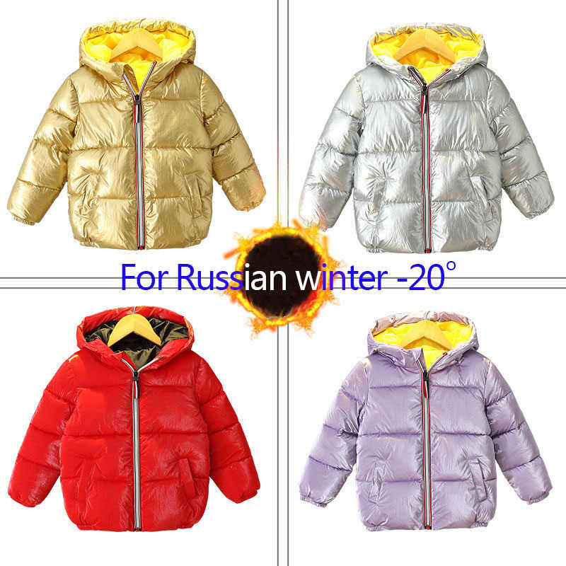 26153132a Detail Feedback Questions about Children Winter Jacket for Girl Kids ...