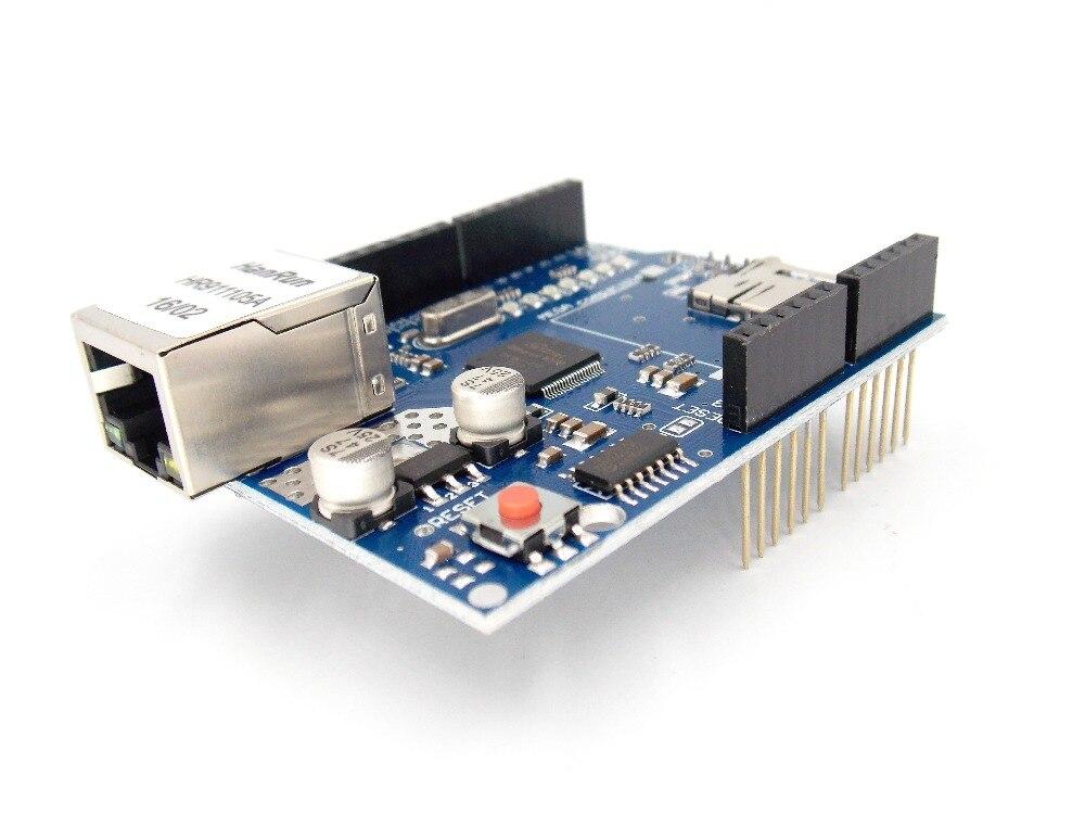 UNO Bouclier Ethernet Shield W5100 R3 UNO Mega 2560 1280 328 UNR R3