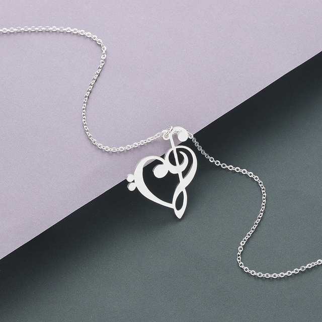 The Infinity Heart Necklace 4