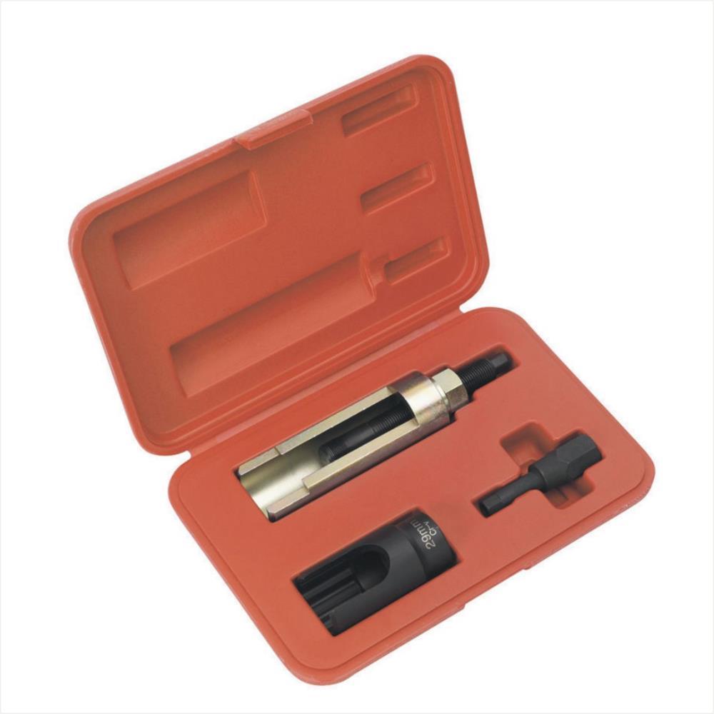 3 Pcs Injecteur Extracteur Remover Extractor Diesel Pour Mercedes Garage Outil CDI Moteur