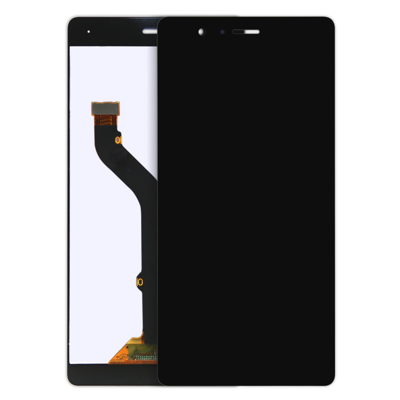 Подробнее о High Quality White Gold Black LCD Display + Touch Screen Digitizer Assembly Without Frame For Huawei P9 lite lcd 10pcs free dhl 5pcs high quality lcd display digitizer touch screen glass assembly for huawei p9 lite g9 black white gold with frame