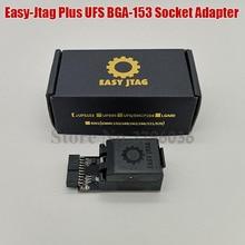 2020 מקורי Z3X קל Jtag בתוספת תיבת UFS BGA 153 שקעי מתאם