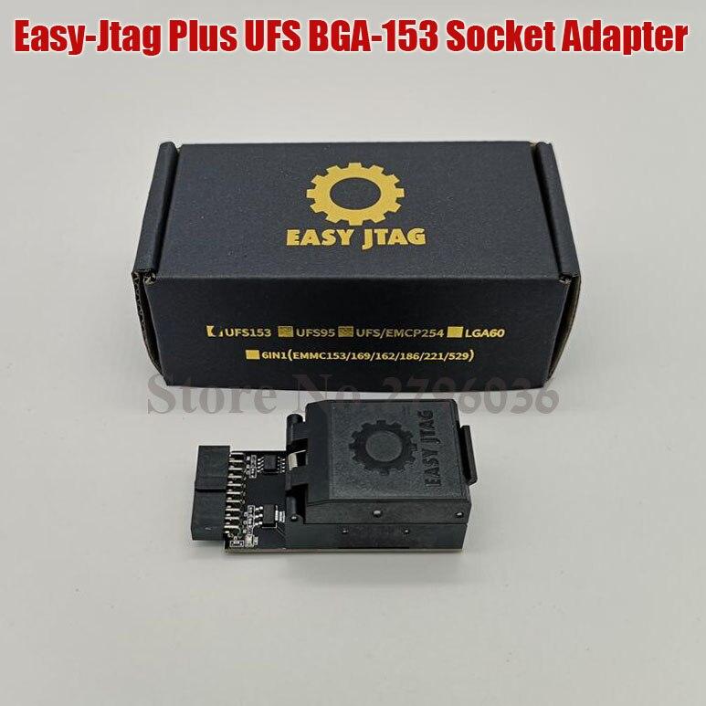 2020 Original  Easy Jtag Plus Box UFS BGA 153 Sockets Adapter