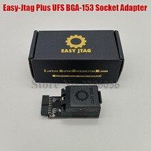 2020 orijinal Z3X kolay Jtag artı kutusu UFS BGA 153 soket adaptörü