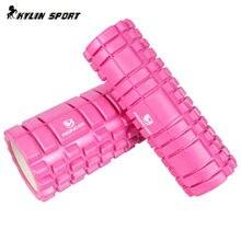 Small Foam Roller Foam Roller Peregangan Bantuan Gym Density EVA Foam Studio FitnessExercise