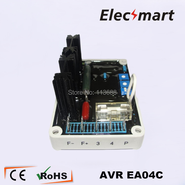 EA04C AVR  KUTAI parts regulators generator voltage ea ac87